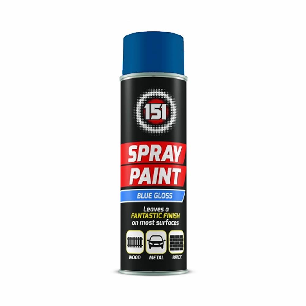 Spray-Paint-Aerosol-Can-Neon-Gloss-Matte-Multi-Purpose-Car-Home-Metal-Wood-Brick