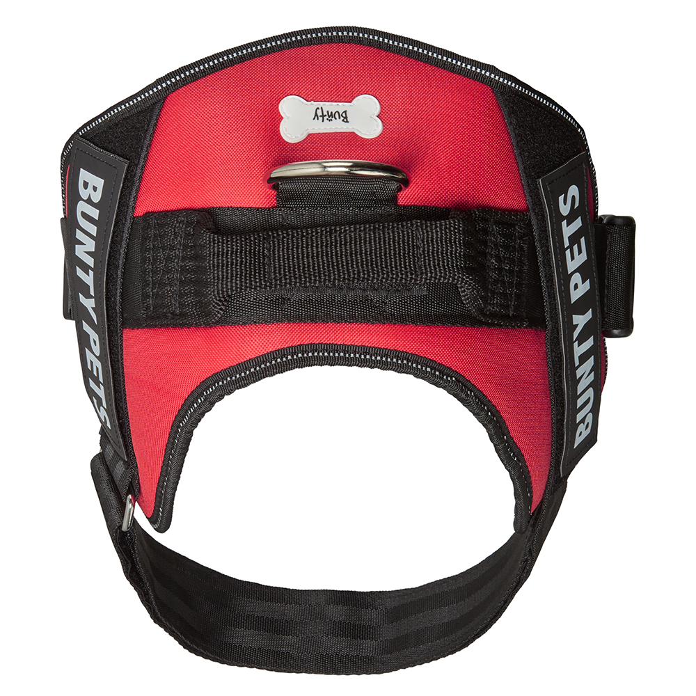 Bunty-Strong-Comfortable-Fabric-Dog-Puppy-Pet-Adjustable-Harness-Power-Outdoor thumbnail 27