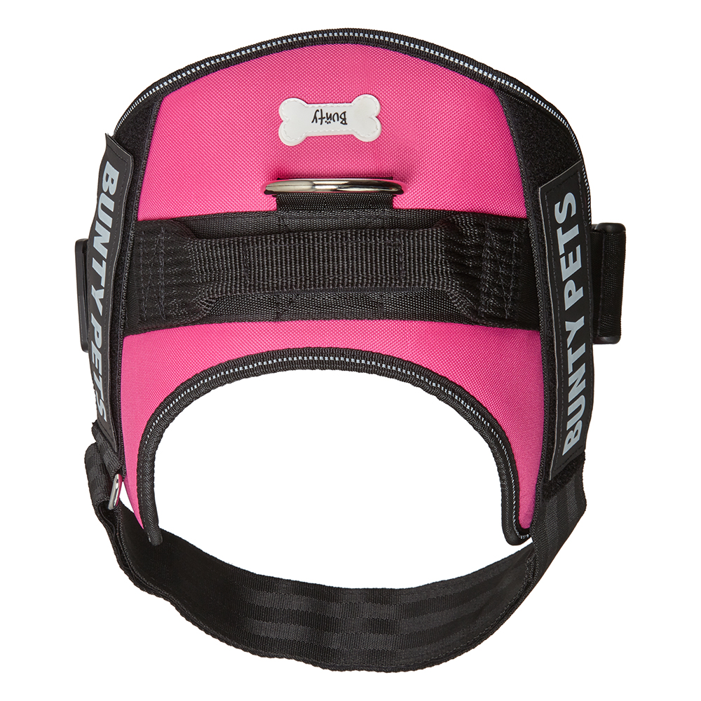 Bunty-Strong-Comfortable-Fabric-Dog-Puppy-Pet-Adjustable-Harness-Power-Outdoor thumbnail 24