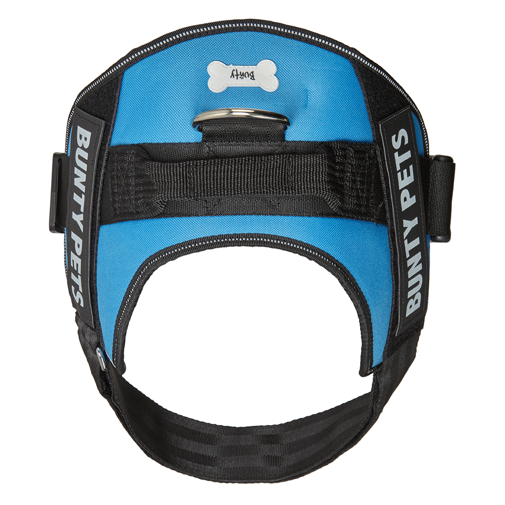 Bunty-Strong-Comfortable-Fabric-Dog-Puppy-Pet-Adjustable-Harness-Power-Outdoor thumbnail 18