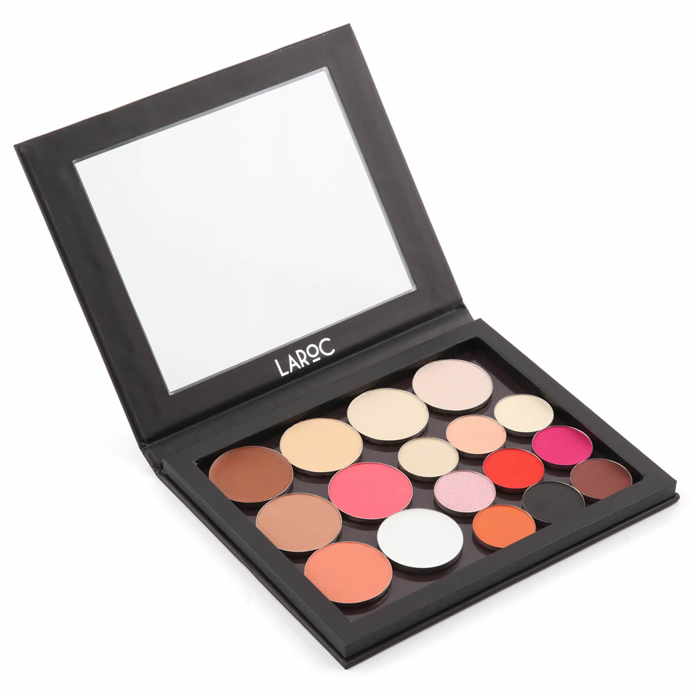 306ce8f82 Sentinel LaRoc Shadow Bed Magnetic Palette Makeup Box Eyeshadow Pan Holder  Empty Case