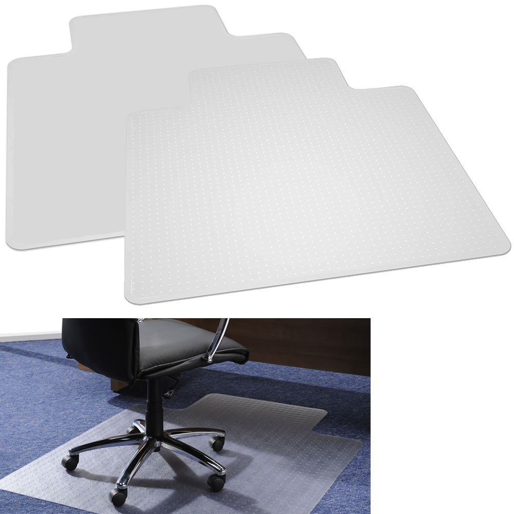 Desk Chair Mat Carpet Hard Wood Laminate Floor Protector