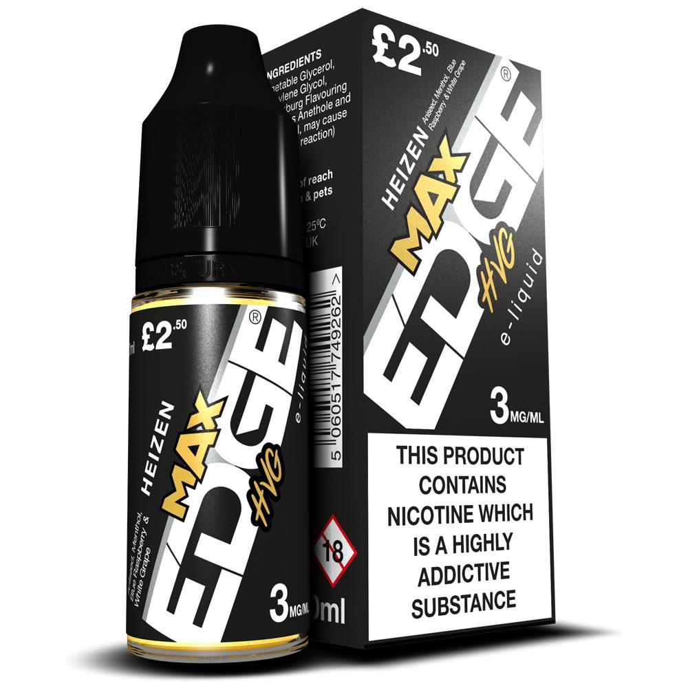 10ml-Edge-E-Liquid-E-Cig-Cigarette-Vape-Juice-Nicotine-Eliquid-Refill-Flavours thumbnail 20