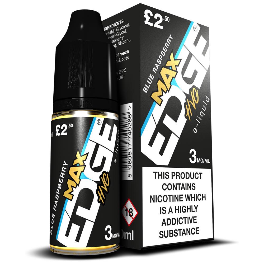 10ml-Edge-E-Liquid-E-Cig-Cigarette-Vape-Juice-Nicotine-Eliquid-Refill-Flavours thumbnail 14