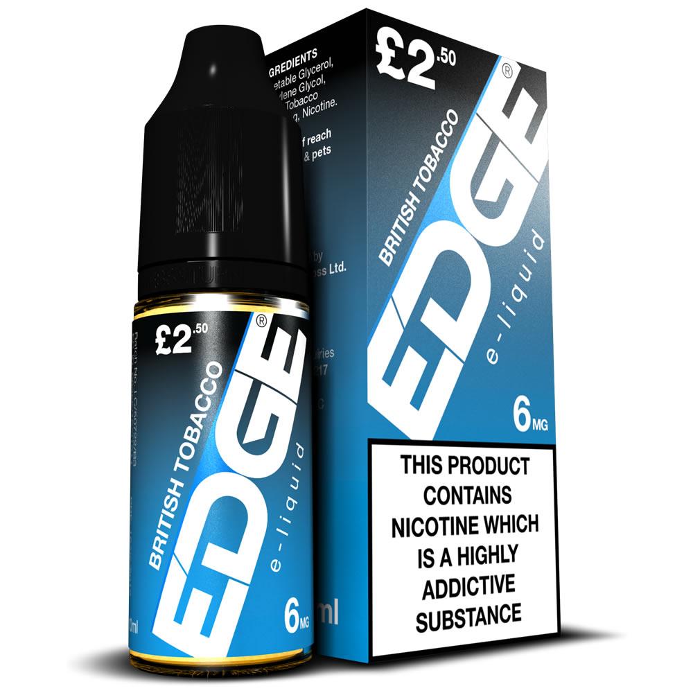 10ml-Edge-E-Liquid-E-Cig-Cigarette-Vape-Juice-Nicotine-Eliquid-Refill-Flavours thumbnail 16