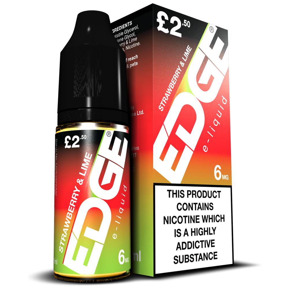 10ml-Edge-E-Liquid-E-Cig-Cigarette-Vape-Juice-Nicotine-Eliquid-Refill-Flavours thumbnail 23