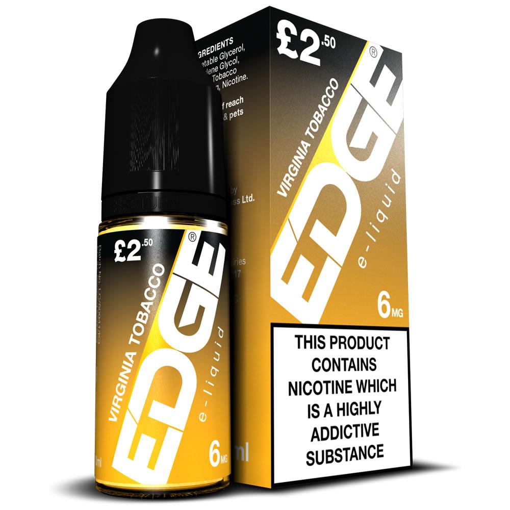 10ml-Edge-E-Liquid-E-Cig-Cigarette-Vape-Juice-Nicotine-Eliquid-Refill-Flavours thumbnail 26