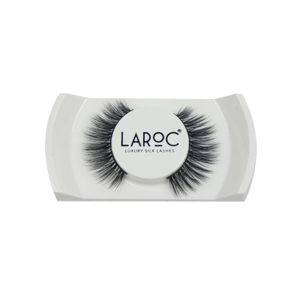 LaRoc-False-Silk-Eyelashes-Long-Thick-Natural-Fake-Eye-Lashes-Set-Mink-Makeup