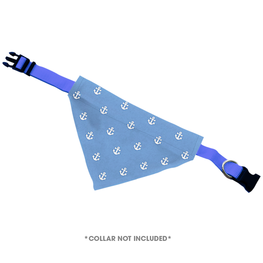 Pet-Dog-Puppy-Slide-on-Bandana-Collar-Neckerchief-Neck-Scarf-Fashion-Accessory thumbnail 4