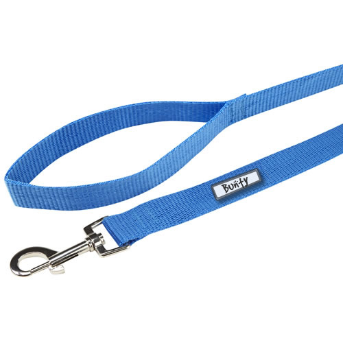 Bunty-Strong-Nylon-Dog-Pet-Lead-Leash-with-Clip-for-Collar-Harness