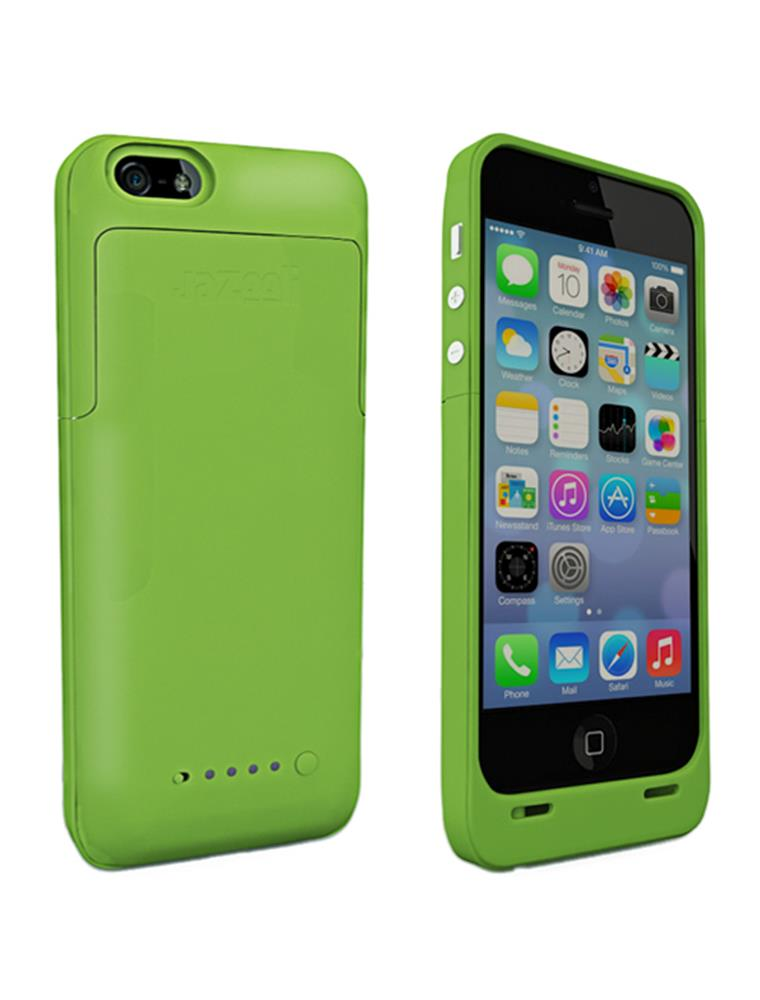lowest price 1013b 43be6 Details about 2200mAh Portable Charger Case Charging External Battery for  Apple iPhone 5 5S