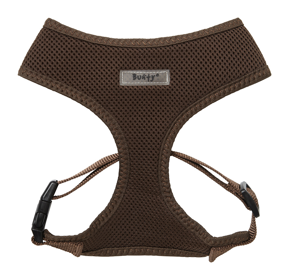 Bunty-Soft-Comfortable-Mesh-Breathable-Fabric-Dog-Puppy-Pet-Adjustable-Harness