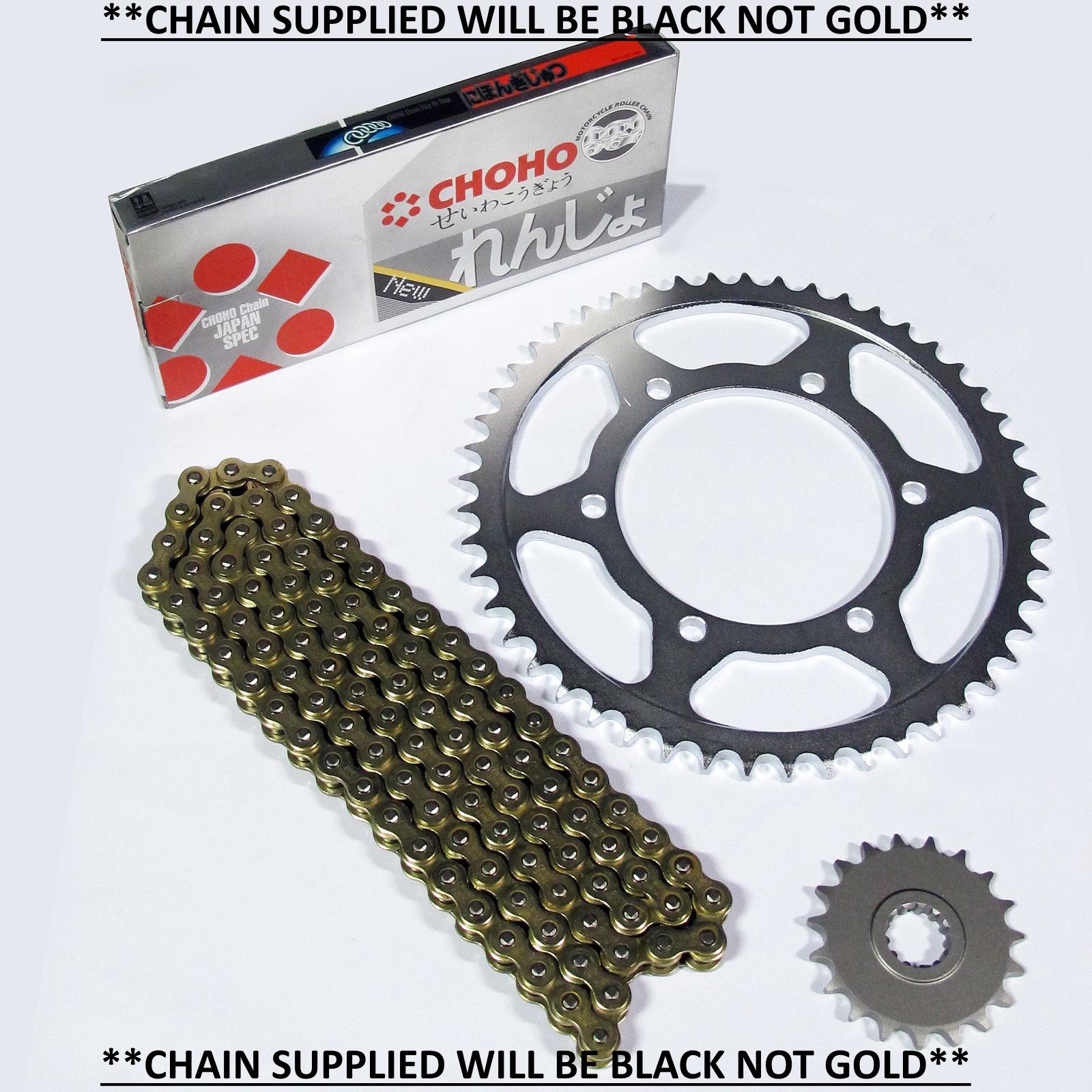 Husqvarna TE450 02-10 DID Chain And Sprocket Kit