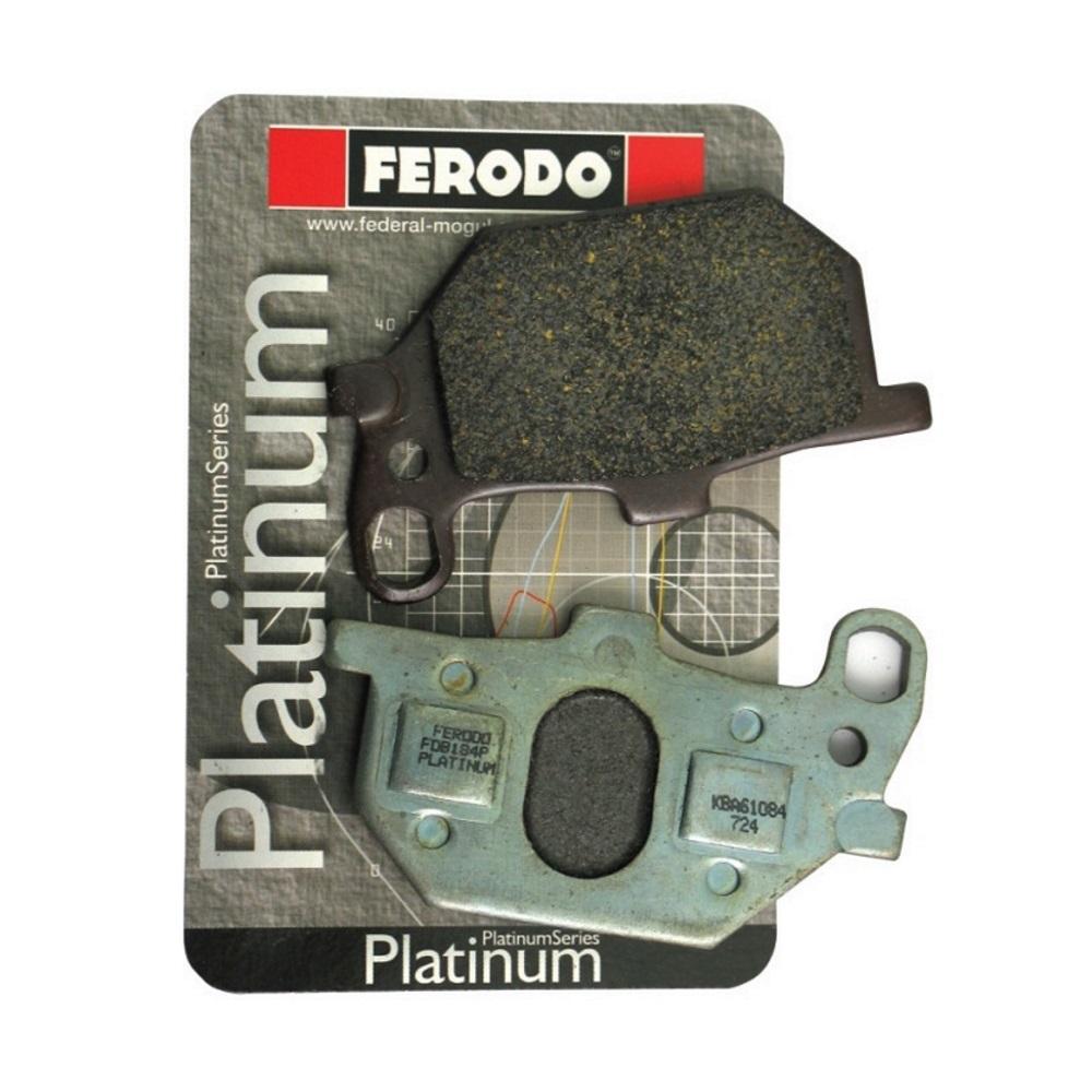 KTM 690 R Enduro 2011 Ferodo ECO Friction Rear Brake Pads