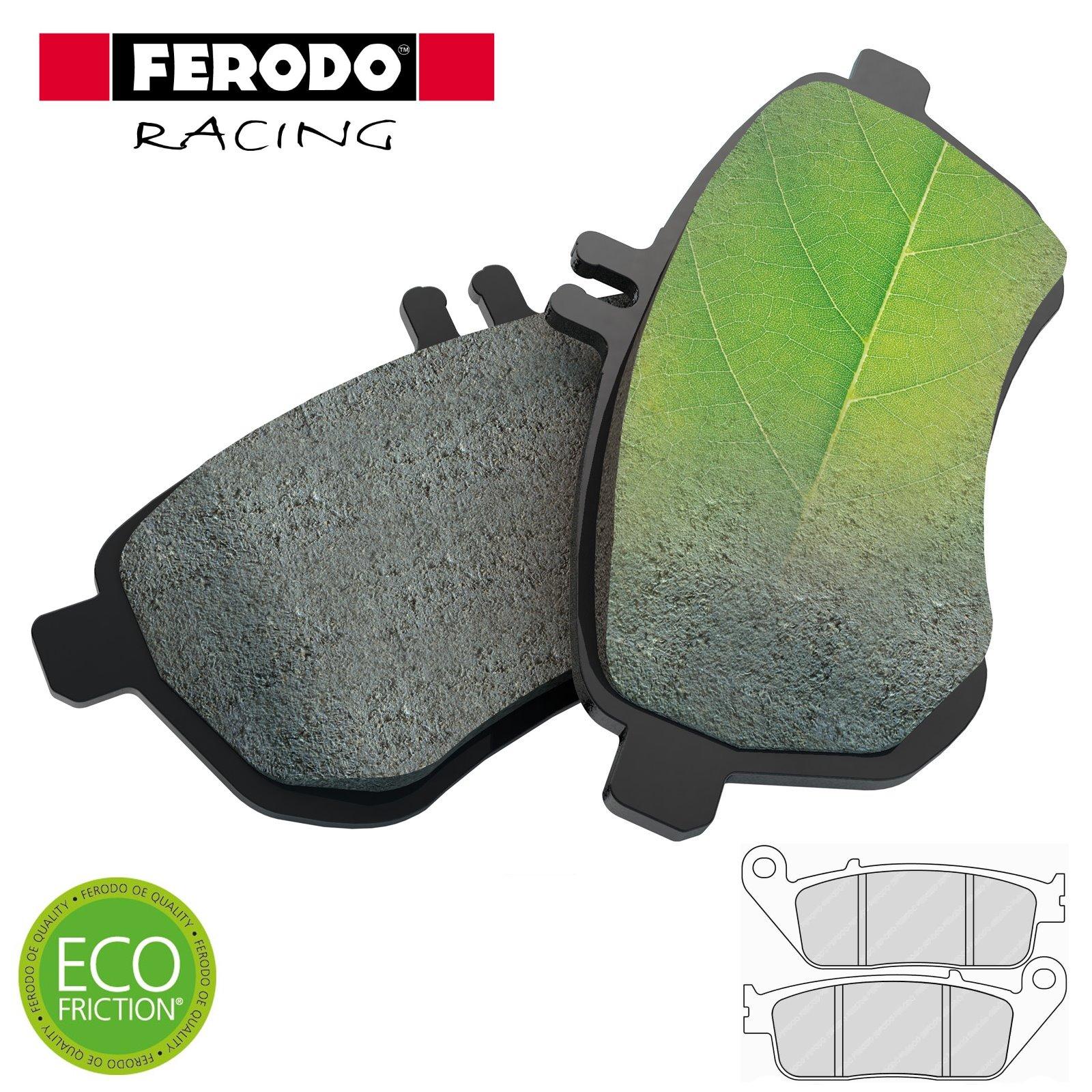 Ferodo fmd0184mxr Brake Disc
