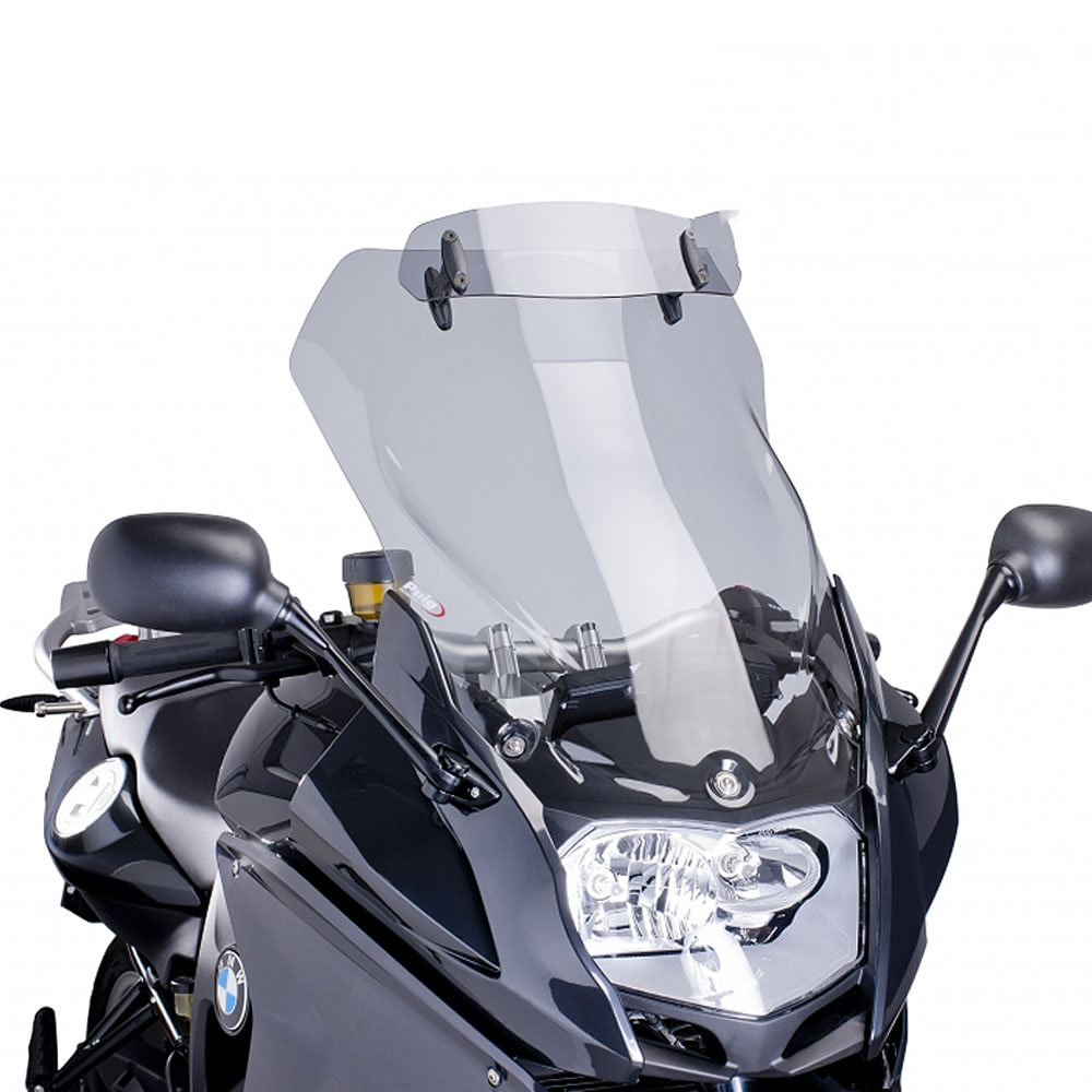 Details About Puig Light Tint Touring Screen Bmw F 800 Gt 2013 2019 With Deflector F800