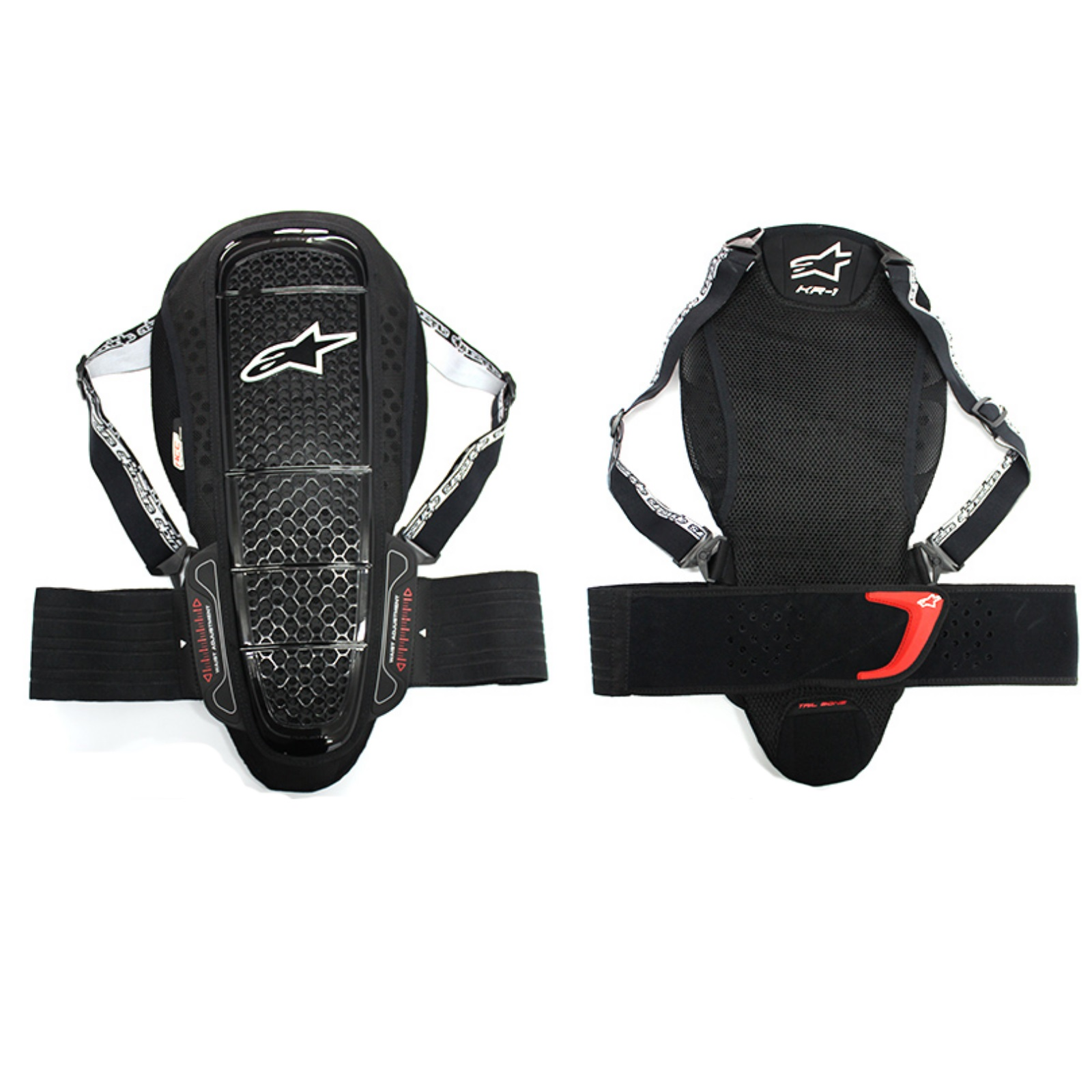 Alpinestars - back protection for motorcyclists