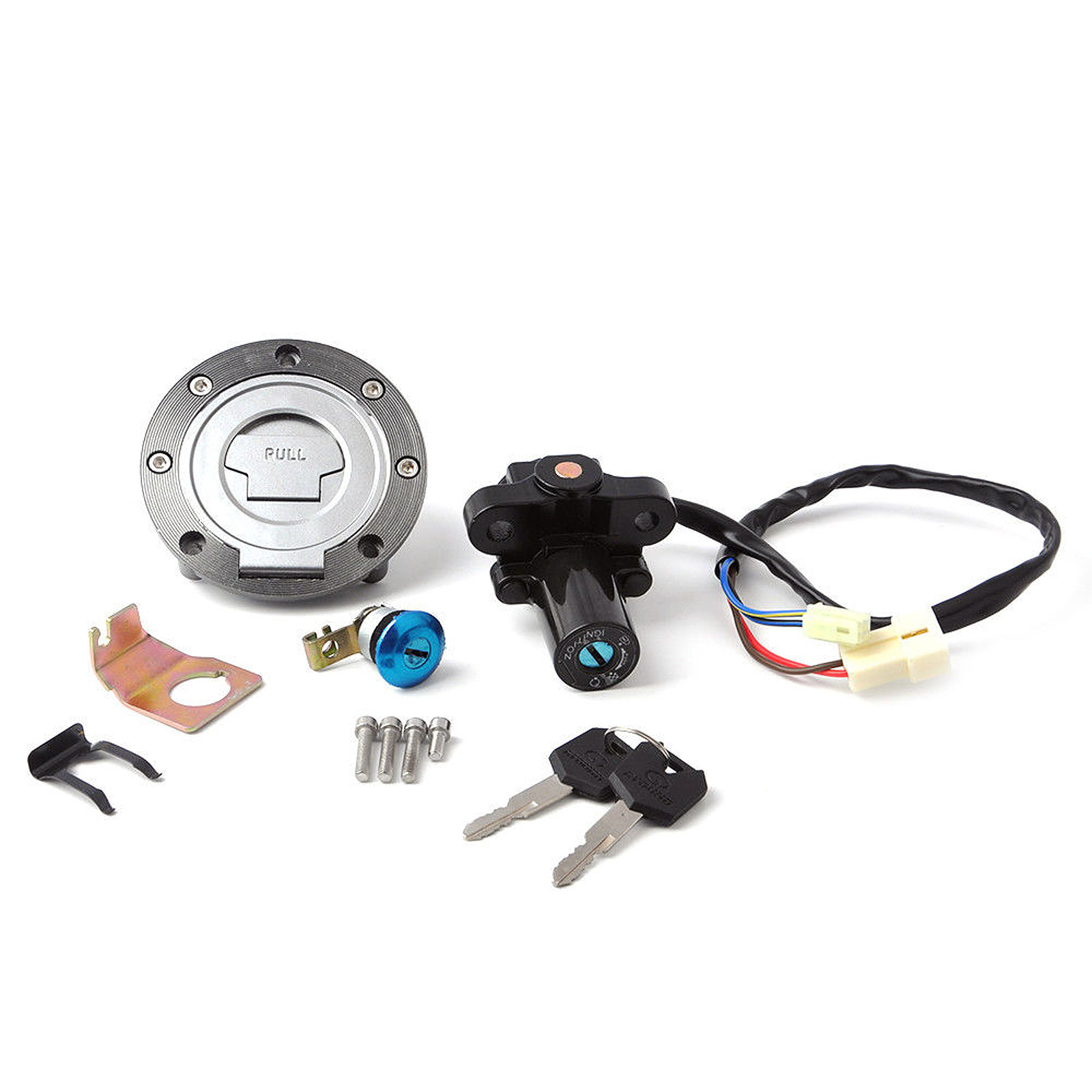 Yamaha YZF-R6 1999-2012 Replacement Ignition Switch Fuel ...