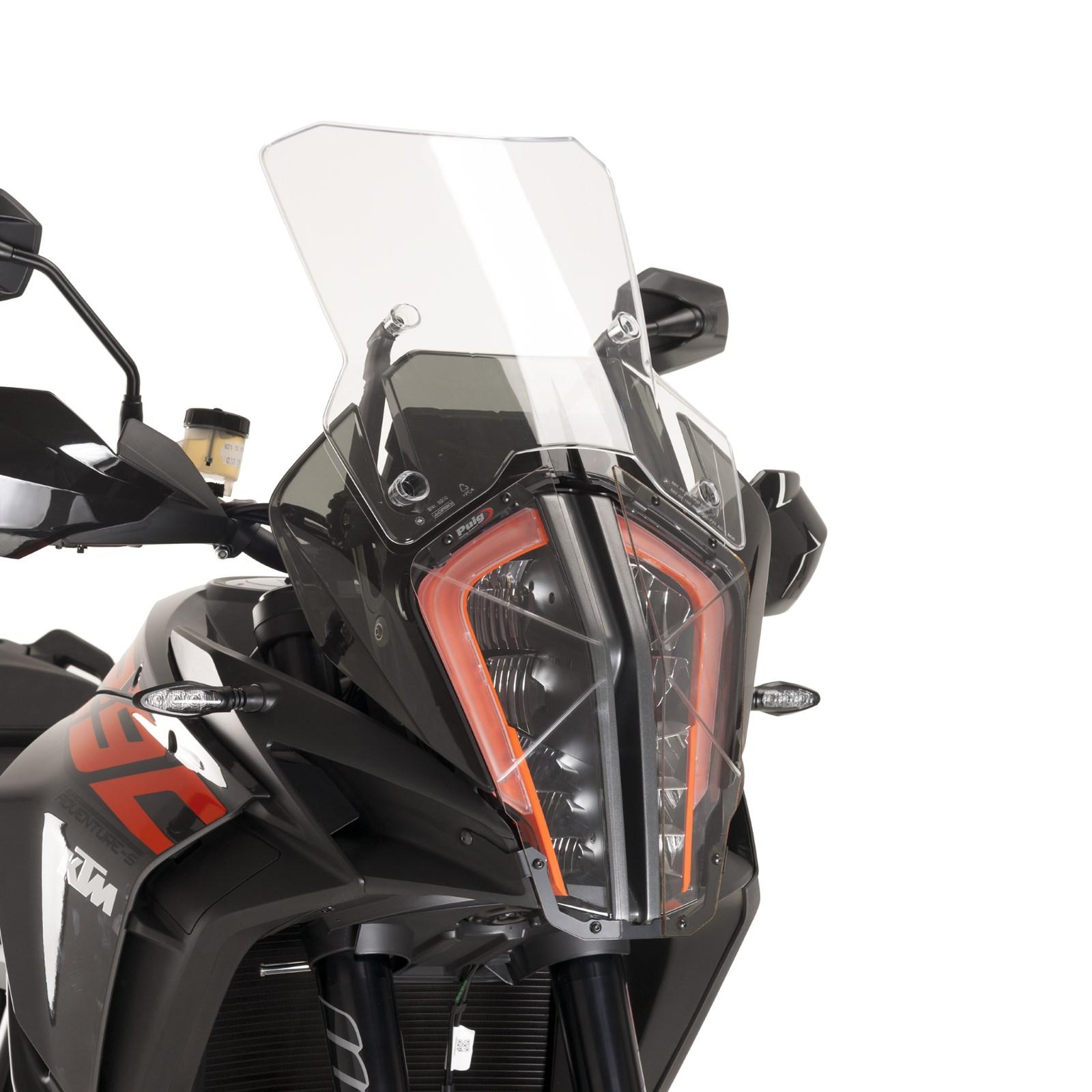 Matte Anti-Scratch Anti-Glare 2X BROTECT Matte Screen Protector for KTM 1290 Super Adventure R 2017