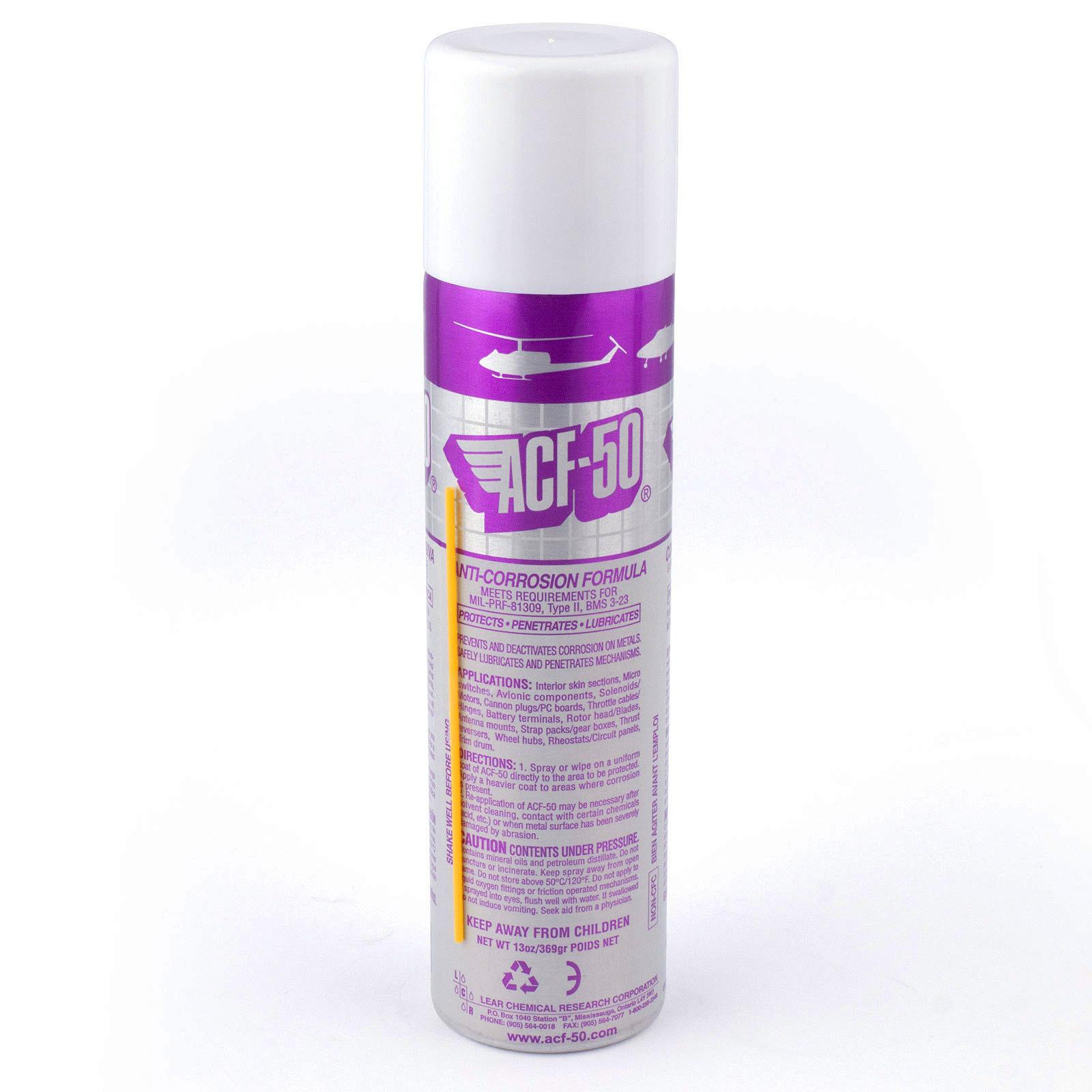 acf50 anti corrosion spray rust prevention protection bike. Black Bedroom Furniture Sets. Home Design Ideas