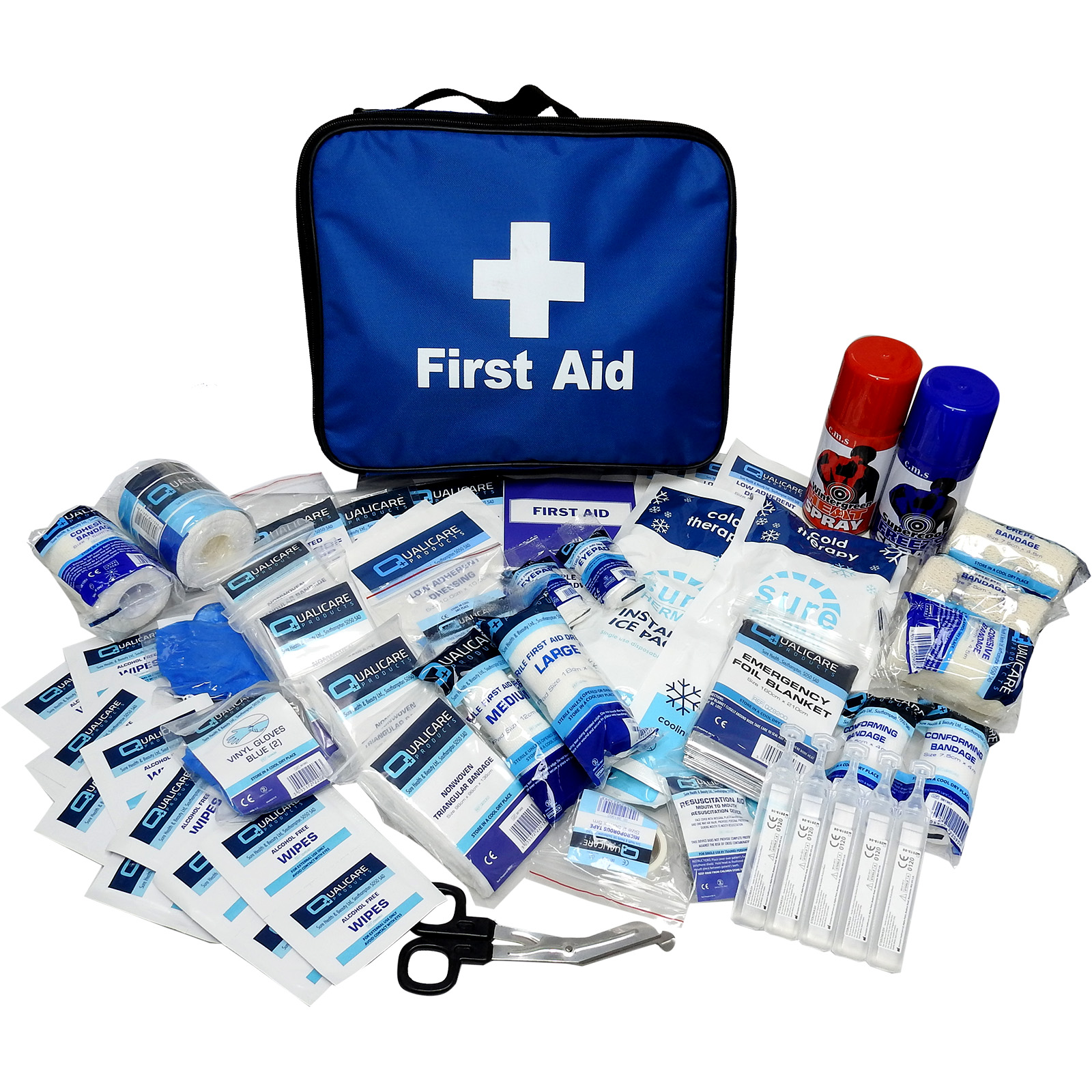 Qualicare sports gym touchline elite training childrens first aid sentinel qualicare sports gym touchline elite training childrens first aid supplies kit publicscrutiny Choice Image