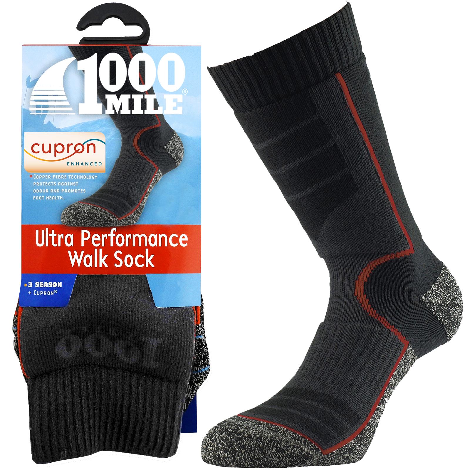 Calcetines de Senderismo para Hombre 1000 Mile Ultimate
