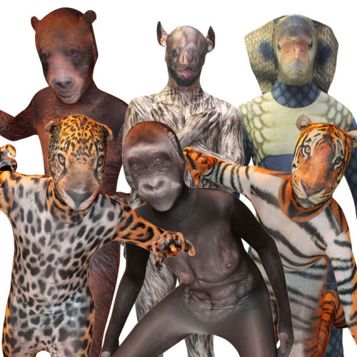 animal planet morphsuits - Morphsuits Halloween Costumes
