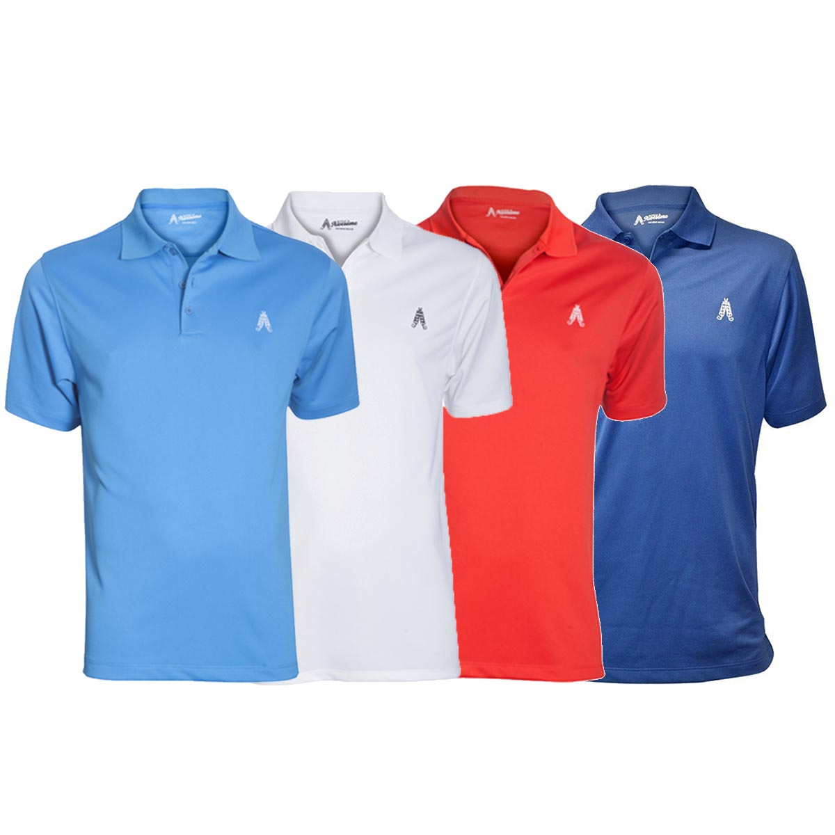 ffcd4d32 Details about SALE Cheap Mens Golf Shirt by Royal and Awesome 4 Colors S -  XXL Golf Polos Top