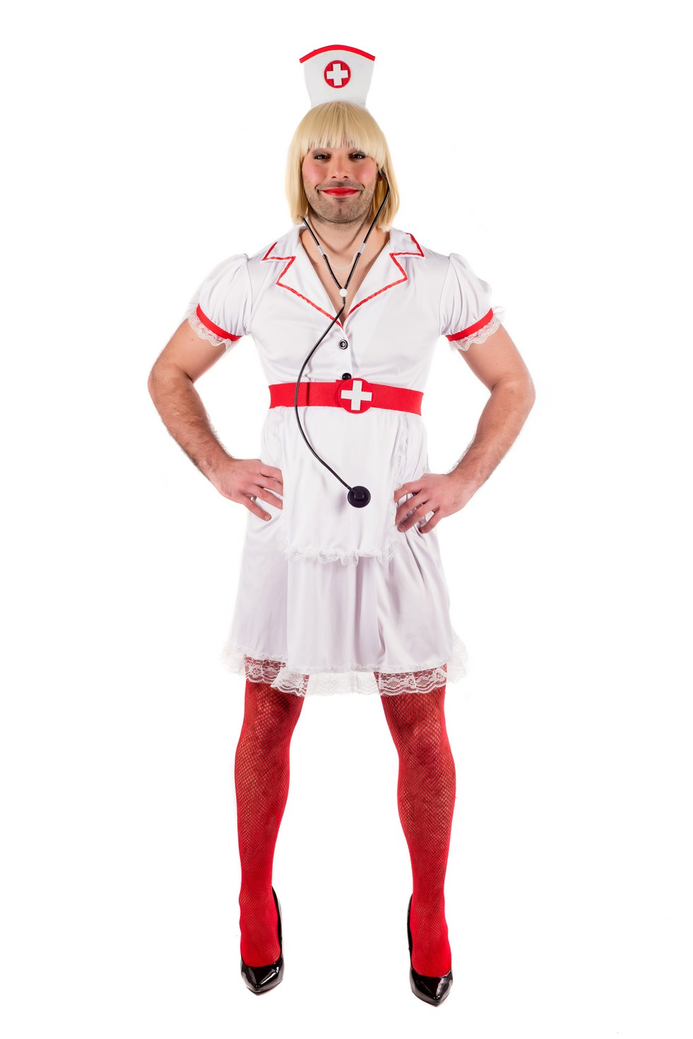 Adult Naughty Nurse Costume