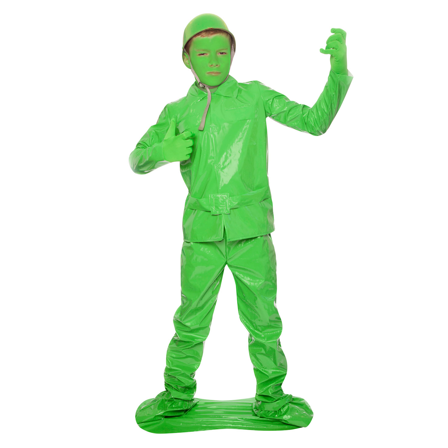 Army Toys For Boys : Boys toy soldier fancy dress costume kids army military