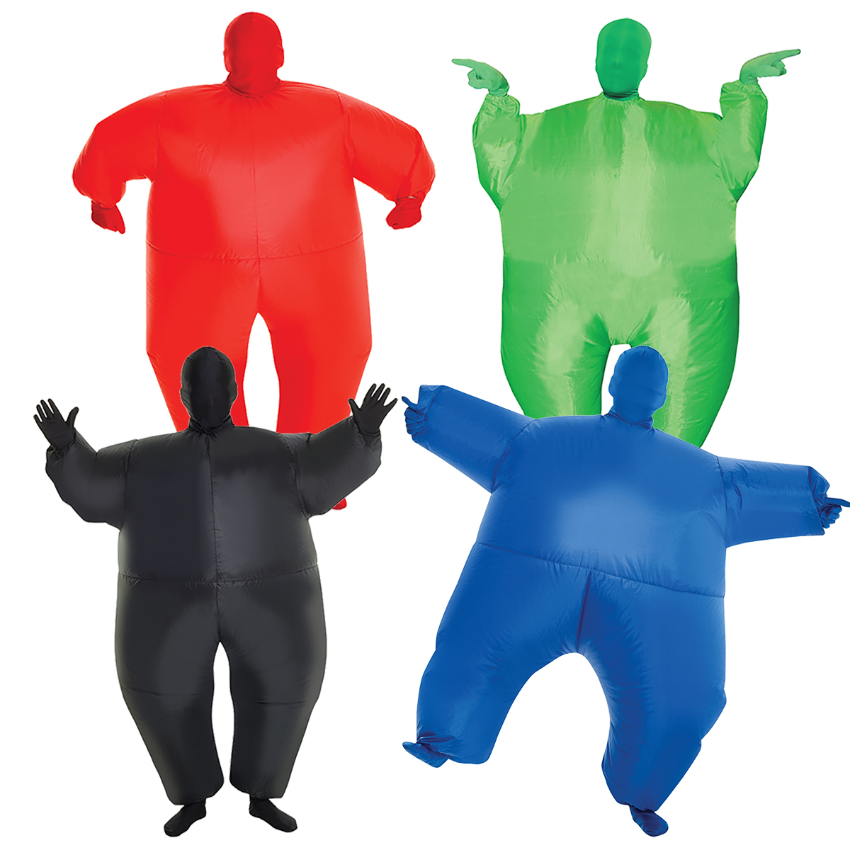 Morphsuit inflatable costume