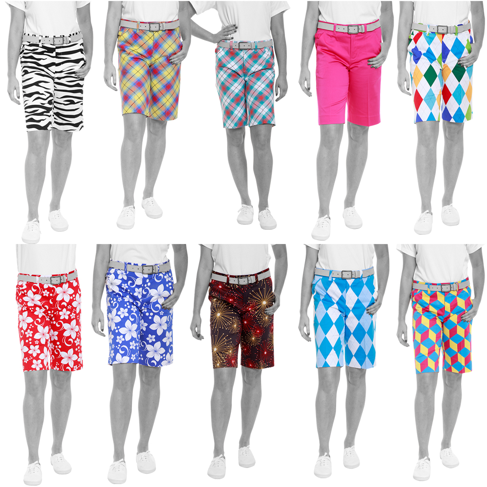 adb9b5ea871a Details about SALE! 1/2 PRICE Womens Golf Shorts by Royal and Awesome sz 6  - 18 Ladies Holiday