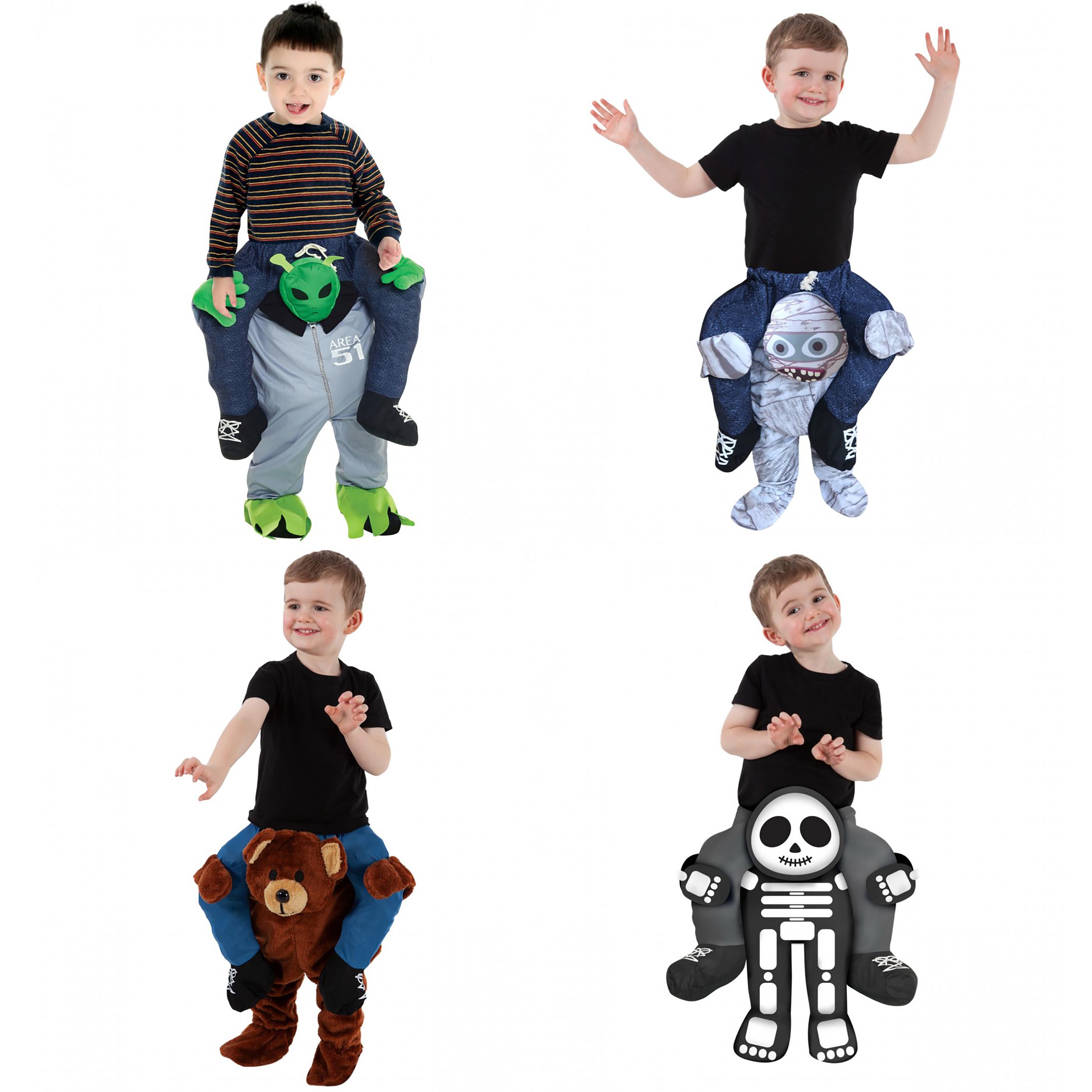 d92dd3891c94 Toddler Piggyback Ride Me Ride On Piggy Back Costume Infant Kids ...