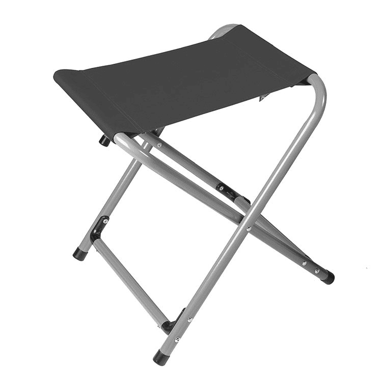 Brilliant Details About Kampa Lightweight Folding Camping Stool Foot Rest Charcoal Grey Pabps2019 Chair Design Images Pabps2019Com