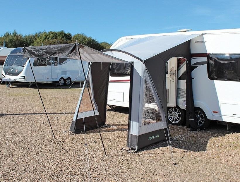 2020 Outdoor Revolution Porchlite 200 Caravan Lightweight ...