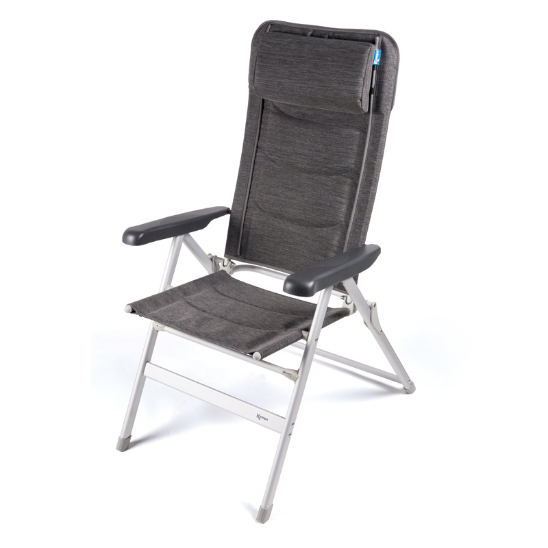 Kampa Lightweight Folding Camping Reclining Luxury Modena Chair 5060444794502 Ebay