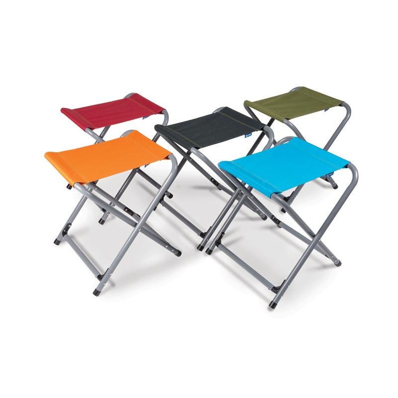 Kampa Lightweight Folding Camping Stool Assorted Colour