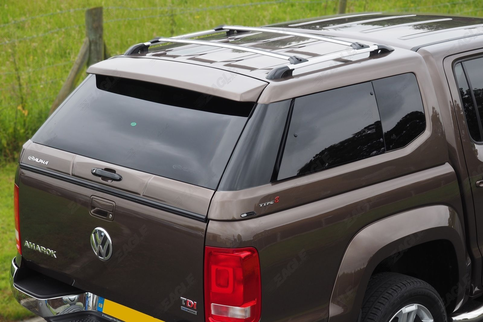 Sentinel VW Amarok Hardtop Canopy - Alpha Type E - Hard Top with Central Locking & VW Amarok Hardtop Canopy - Alpha Type E - Hard Top with Central ...