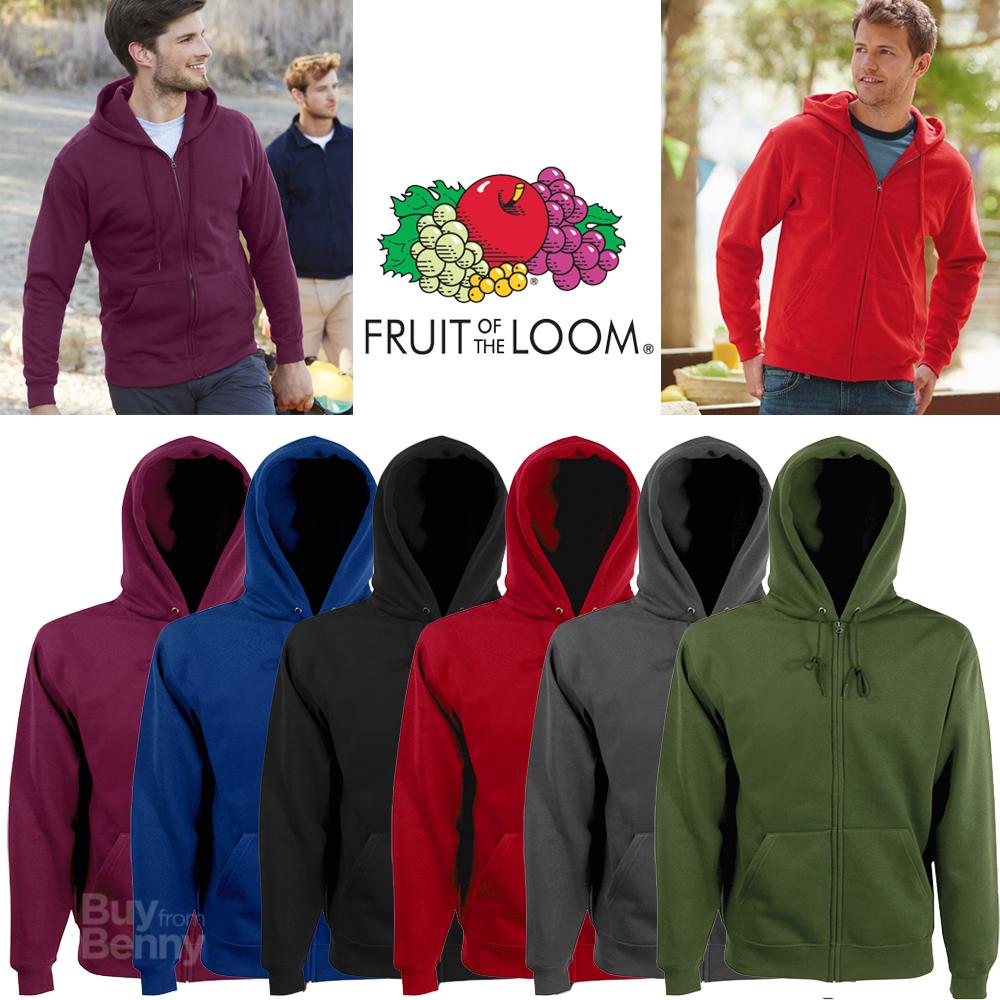 Men/'s Fruit of the loom Sweatshirts