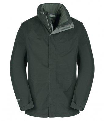 Craghoppers-Mens-Expert-Kiwi-GORE-TEX-Jacket-Waterproof-Hiking-Long-Coat-Black thumbnail 9