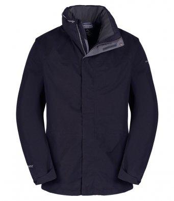 Craghoppers-Mens-Expert-Kiwi-GORE-TEX-Jacket-Waterproof-Hiking-Long-Coat-Black thumbnail 14