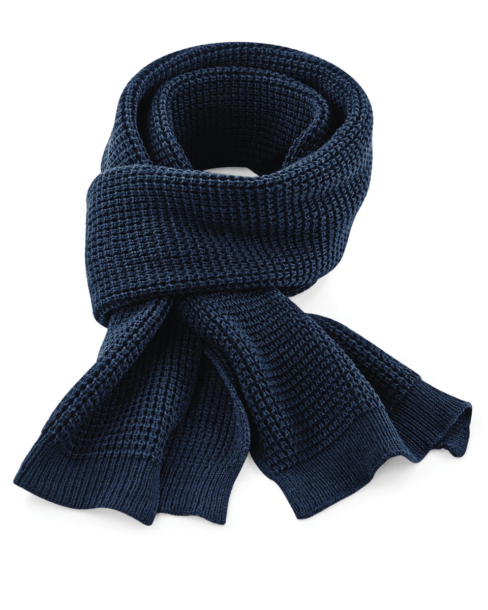New BEECHFIELD Unisex Deluxe Infinity Long Warm Winter Knit Scarf in 3 Colours