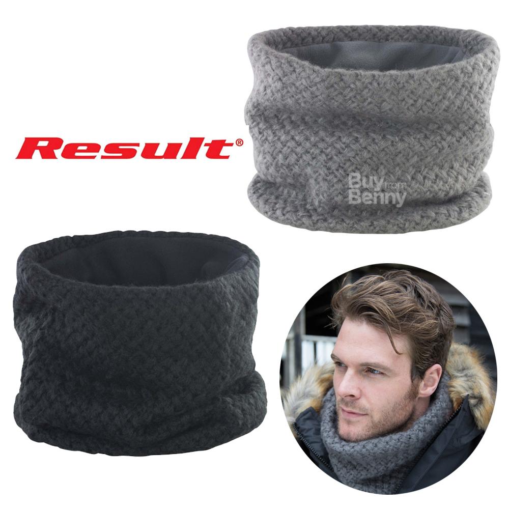 Result Polartherm™ tassel scarf Neck Warmer women men unisex Winter warm scarf