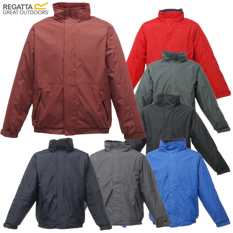 3xl Colore Regatta Uomo giacca Rosso