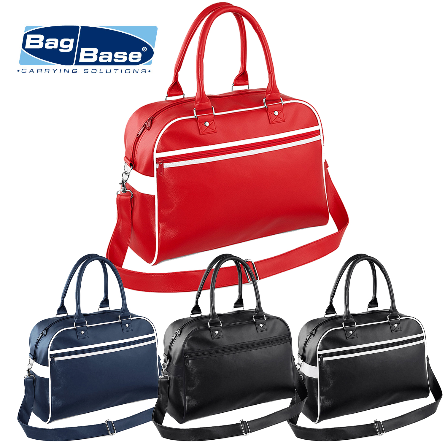 Bag Base BagBase Original R/étro Messager