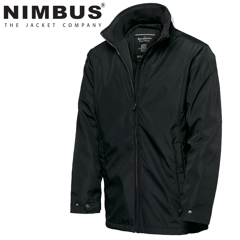 Nimbus Men's Full Zip Business Jacket Smart Winter ...