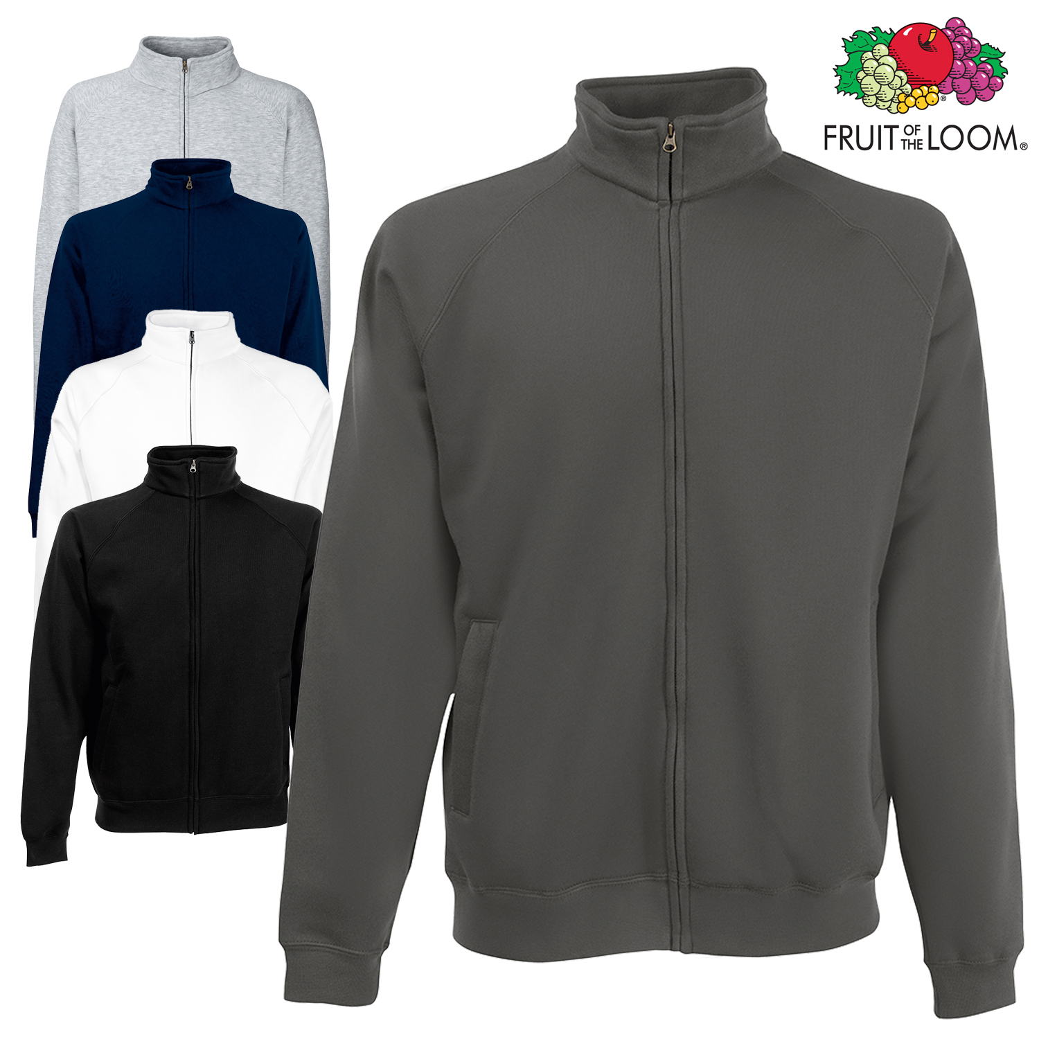 Fruit of the Loom Sudadera para Hombre