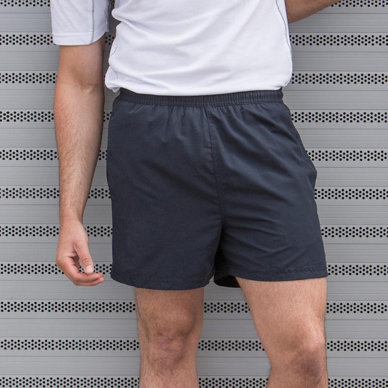 Tombo Teamsport Mens Lined Performance Sports Shorts