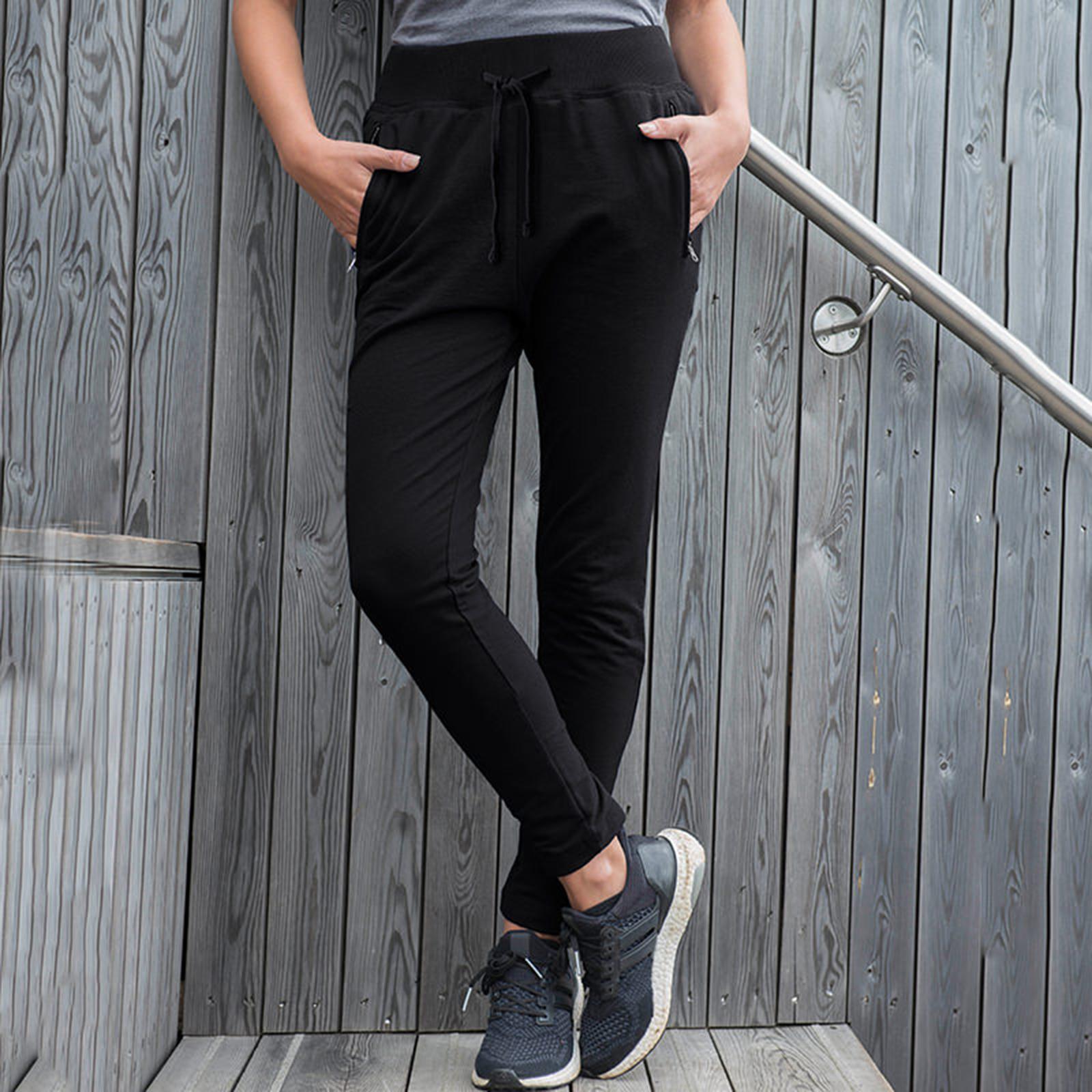 Activewear Pantalon de Sport D/écontract/é Femme