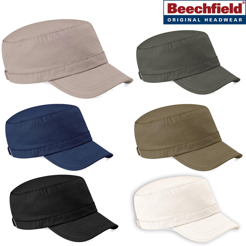 Beechfield SPORT Visiera Cap Regolabile Unisex Sport Sole Estate Cappello Outdoor